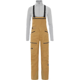 The North Face Purist Bib Pants Dame British Khaki